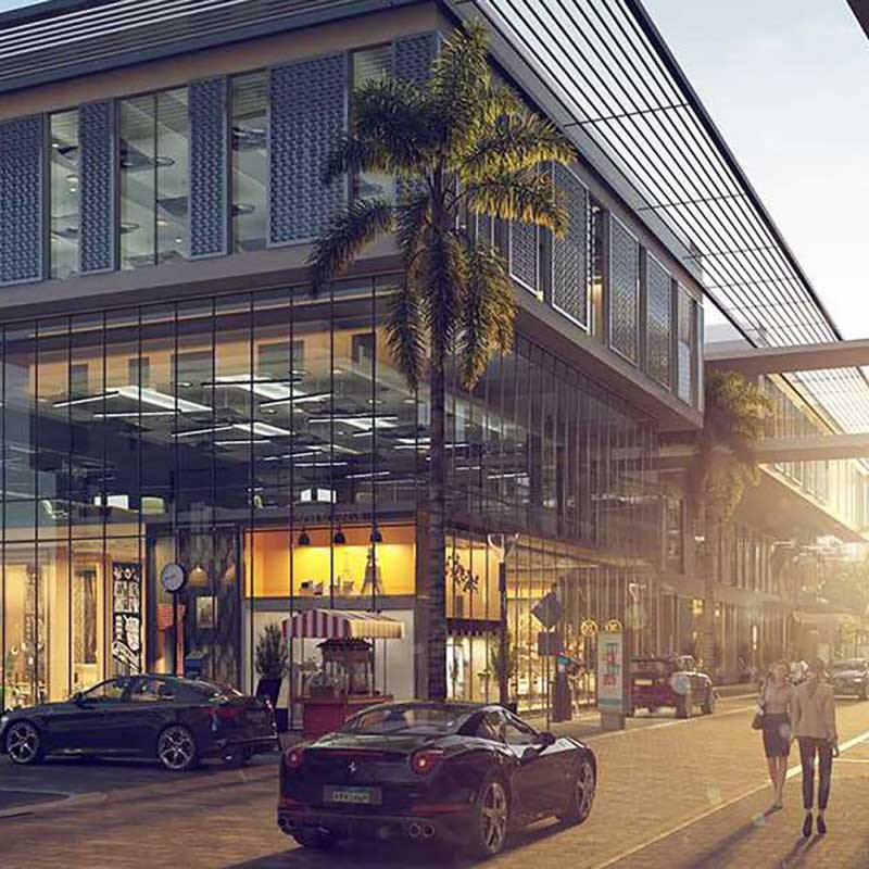Golf Central Mall – Palm Hills