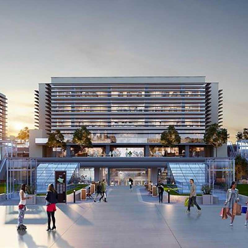 Ivory business park mall – Zayed