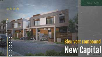 Blue vert - the new administrative capital