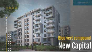 Features of the Blue Vert New Capital project