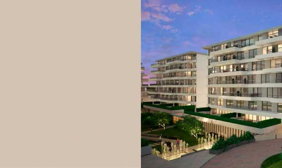 Apartment with garden in Palm Hills Alexandria project for sale