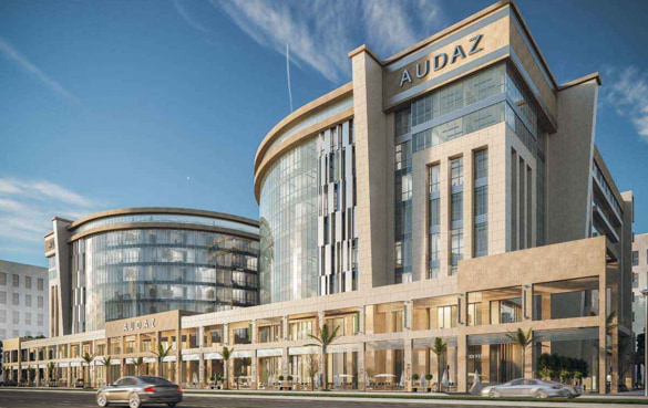 Administrative office in Audaz Mall for sale