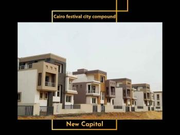 كمبوند كايرو فيستيفال سيتى Cairo festival city