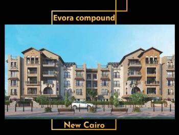 كمبوند ايفورا القاهرة الجديدة Evora new cairo