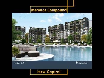 كمبوند مينوركا العاصمة الجديدة Menorca residence new capital